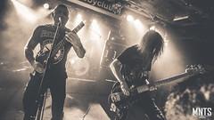 2019-11-10 Pestilence - live in Bielsko-Biała 2019 fot. Łukasz MNTS Miętka-15