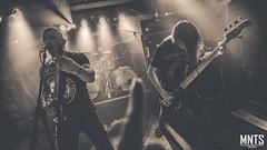 2019-11-10 Pestilence - live in Bielsko-Biała 2019 fot. Łukasz MNTS Miętka-19