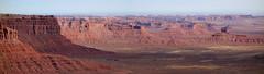 ValleyOfTheGodsPan (Aubrey Sun) Tags: valley gods road desert ut utah red rock sandstone mesa butte spire