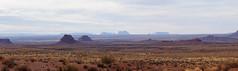 Untitled_Panorama1 (Aubrey Sun) Tags: valley gods road desert ut utah red rock sandstone mesa butte spire