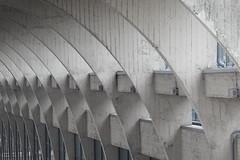 Ex Mercati Generali @ Lingotto @ Turin (*_*) Tags: sony rx100vii m7 city matin morning october torino piemonte piemont piedmont turin italie italia italy europe 2019 autumn automne fall cloudy torino2006 winterolympics olympicgames concrete exmoi mercatoortofrutticoloallingrosso