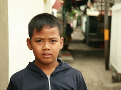 handsome boy (the foreign photographer - ฝรั่งถ่) Tags: handsome boy child kid khlong thanon portraits bangkhen bangkok thailand canon
