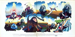 Tarkus - Gatefold (epiclectic) Tags: 1971 elp emersonlakeandpalmer gatefold graphic illustration williamneal epiclectic vintage vinyl record album cover art retro music sleeve collection lp epiclecticcom