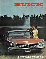 1959 Buicks - Buick Magazine Sep. 1958 (aldenjewell) Tags: 1959 buick magazine september 1958