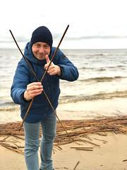 Gulf of Finland/На Финском заливе (andreybarutkin) Tags: november autumn nature russia gulfoffinland осень берег ноябрь leningradregion финскийзалив ленобласть coast