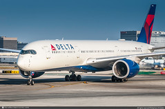 [LAX.2019] #Delta.Air.Lines #DL #Airbus #A350 #N503DN #awp (CHRISTELER / AeroWorldpictures Team) Tags: deltaairlines delta airliner us airlines america plane aircraft airplane avion airbus a350 a350941 cn149 rr trent xwb n503dn fwzna dl dal a359 spotting planespotting losangeles airport lax klax california ca usa spotter planespotter christeler christelerstephane avgeek aviation photography aeroworldpictures awpteam nikon d300s nef raw nikkor lightroom 70300vr 2019 chr