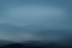secret places (23) (birdcloud1) Tags: hills clouds mist icm intentionalcameramovement multipleexposure blur secretplaces landscape landscapeimpression blue abstractlandscape flagstaffdunedin unfolding dreams longexposure painterly quiet soft canoneos80d eos80d canon1855mmlens 1855mm ndfilter amandakeoghphotography amandakeogh birdcloud1 dusk noplanetb