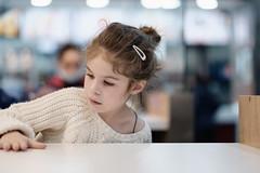 Salome (Gocha Nemsadze) Tags: gochanemsadze salome fujifilmxt20 fujifilmxf56mmf12r portrait porträt child kid kids naturallight tbilisi georgia georgien georgiacountry littlegirl girl