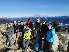 Mount Seymour 3rd peak hike