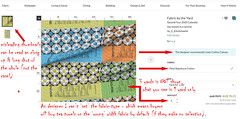 Inability to set recommended fabric + see yardage means buyers get tea towels on wrong fabric by default + fly blind with yardage (Su_G) Tags: yardage technical spoonflower teatowel teatowelcalendar sug 2019 campaigntofixspoonflower 2020 2020teatowelcalendar documentation problem issues fixes chillerfont secondfour2020calendarteatowelsinayardbysug notgoodenoughspoonflower
