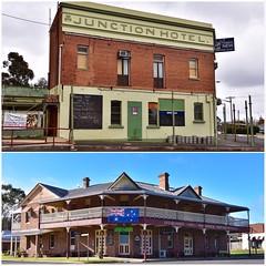 "Will they pass the ""Pub Test"". (John from Brisbane) Tags: woodstocknsw canowindra hotels pubs australianpubs"