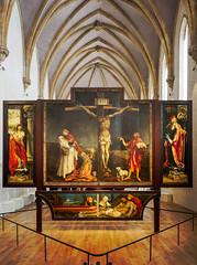 Isenheim Altarpiece (Karsten Gieselmann) Tags: 1240mmf28 alsace colmar em5markii elsass europa france mzuiko microfourthirds museeunterlinden olympus textur kgiesel m43 mft texture kolmar groserosten frankreich