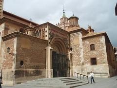 Teruel - Catedral mudéjar de Santa María. (EduOrtÍn.) Tags: catedral mudéjar teruel aragón