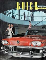 1958 Buicks - Buick Magazine Nov. 1957 (aldenjewell) Tags: 1958 buick magazine november 1957