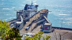 ... ferry ... (wolli s) Tags: dover ferry prideofcanterbury uk england port ship vereinigteskönigreich