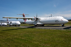 Virgin Australia ATR 72-500; VH-FVL@NSN;13.11.2019 (Aero Icarus) Tags: nelsonairport nsn nzns plane avion aircraft flugzeug newzealand