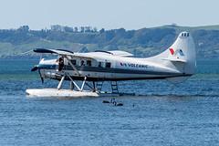 Volcanic Air De Havilland Canada DHC-3 Otter; ZK-VAS@Lake Rotorua;05.11.2019 (Aero Icarus) Tags: rotorualake plane avion aircraft flugzeug newzealand