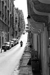Valletta Hill (alicejack2002) Tags: valletta malta leica bw monochrome