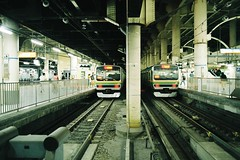 The terminal (しまむー) Tags: pentax mz3 smc a 28mm f28 kodak gold 200 北海道&東日本パス 普通列車 local train trip east japan