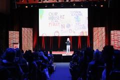 Leanne Gibson at Social Media Week Toronto