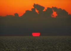 Adriatic sunset (irio.jyske) Tags: adriaticsea sea water seascape seascapephotograph sun sunsetphotographer sunsetcolors sunsetphotograph dky clouds color orange beautiful beauty landscapephotograph landscape landscapephotos landscapes lakescape landscapephotographer landscapepics landscapepic lanscape