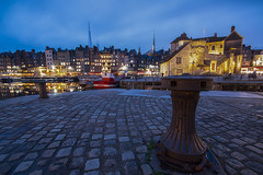 "the old capstan and La Lieutenance at the Vieux Bassin (Old Harbour), Honfleur, Calvados, Normandie (Normandy), France (grumpybaldprof) Tags: ""canon70d"" ""sigma1020mmf456dchsm"" ""wideangle"" ultrawide ""fineart"" ethereal striking artistic interpretation impressionist stylistic style mood calm peaceful tranquil restful ""longexposure"" dark night nocturne nighttime ""lowlight"" ""vieuxbassin"" ""oldharbour"" honfleur calvados normandie normandy france ""quaistecatherine"" ""quaiquarantaine"" quai ""quaistetienne"" ""stecatherine"" ""lalieutenance"" quarantaine water boats sails ships harbour historic old ancient monument picturesque restaurants bars town port colour lights reflection architecture buildings mooring sailing stone collombage halftimbered yachts carousel merrygoround reflections ""waterreflections ""wetreflections"" funfair ""eglisesaintecatherine"" ""églisesaintétienne"" yacht voillier waterfront"