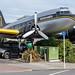 McDonald's Douglas DC-3C-S1C3G; ZK-CAW@ Taupo;06.11.2019