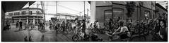 OCTUBRE CHILENO / Octubre Linarense (28) (ORANGUTANO / Aldo Fontana) Tags: chile regióndelmaule linares provinciadelinares movilizaciones marcha protesta manifestaciones blanconegro blackandwhite nikon nikond750 calle street protest aldofontana orangutano flickr gente people multitud crowd