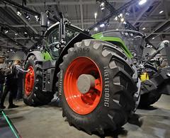 Agritechnica Hanover 2019 (TrelleborgAgri) Tags: trelleborg tires tm 1060 vf 650 60 r 38 fendt tractor year agritechnica hanover 2019