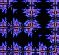 kaleidoscopic castle (pbo31) Tags: disneyland anaheim california nikon d810 color la losangeles november 2019 boury pbo31 trip patrix siemer park night black pink purple dark castle kaleidoscope kaleidoscopic
