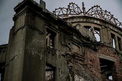 原爆ドームーAtomic Bomb Dome, Hiroshima (kurumaebi) Tags: hiroshima 広島 fujifilm フジフイルム 富士フイルム xt20 原爆ドーム atomicbombdome