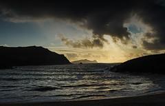 (2c..) Tags: 2c 2cimage best kerry ireland irish ©2cimage ocean beach wild altantic way sunset sea water bay digital marked