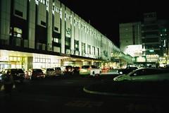 小山駅 Oyama Station (しまむー) Tags: pentax mz3 smc a 28mm f28 kodak gold 200 北海道&東日本パス 普通列車 local train trip east japan