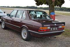 ALPINA B9 3.5 (E28) - 1981 (SASSAchris) Tags: alpina b9 35 b935 bmw e28 httt htttcircuitpaulricard htttcircuitducastellet 10000 10000toursducastellet tours castellet circuit ricard voiture allemande paulricard auto