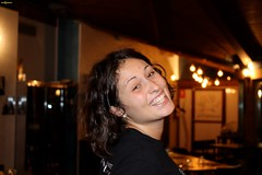 smile (archgionni) Tags: bar ristorante restaurant festa party amici friends ragazza girl viso face sorriso smile coffeetime