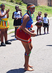 DSC_8971a Sbusi Zulu Umemulo Coming of Age Ceremony South African Zulu Cultural Singing and Dancing Umlazi Durban November 2019 (photographer695) Tags: sbusi zulu umemulo coming age ceremony south african cultural singing dancing umlazi durban november 2019 known is an important ritual that celebrates young girls journey womanhood the indicates girl has transitioned from child adult woman who can now get married
