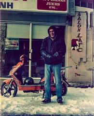 Agfa film (Uta_kv) Tags: toronto expiredfilm c41 120film agfa1000xrs fujicagm670 art gm670 rangefinder ontario agfa1000 winter agfafilm mediumformatcamera snow