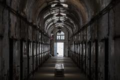 Eastern State Penitentiary (Thomas Hawk) Tags: america easternstatepenitentiary pennsylvania philadelphia philly usa unitedstates unitedstatesofamerica abandoned jail penitentiary prison restaurant fav10 fav25 fav50 fav100