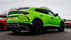 Lamborghini Urus (Supercar Stalker) Tags: lambo lamborghini urus lamborghiniurus green supercarstalker suv sportsuv goodwood