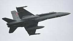 Swiss Air Force McDonnell Douglas F/A-18C J-5009 (Rob390029) Tags: swiss air force mcdonnell douglas fa18c j5009 raf leeming egxe
