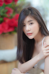 Supitcha Boonkumphoung (LegendORC) Tags: sony a7m3 sel85f14gm portrait pretty model bangkok thailand
