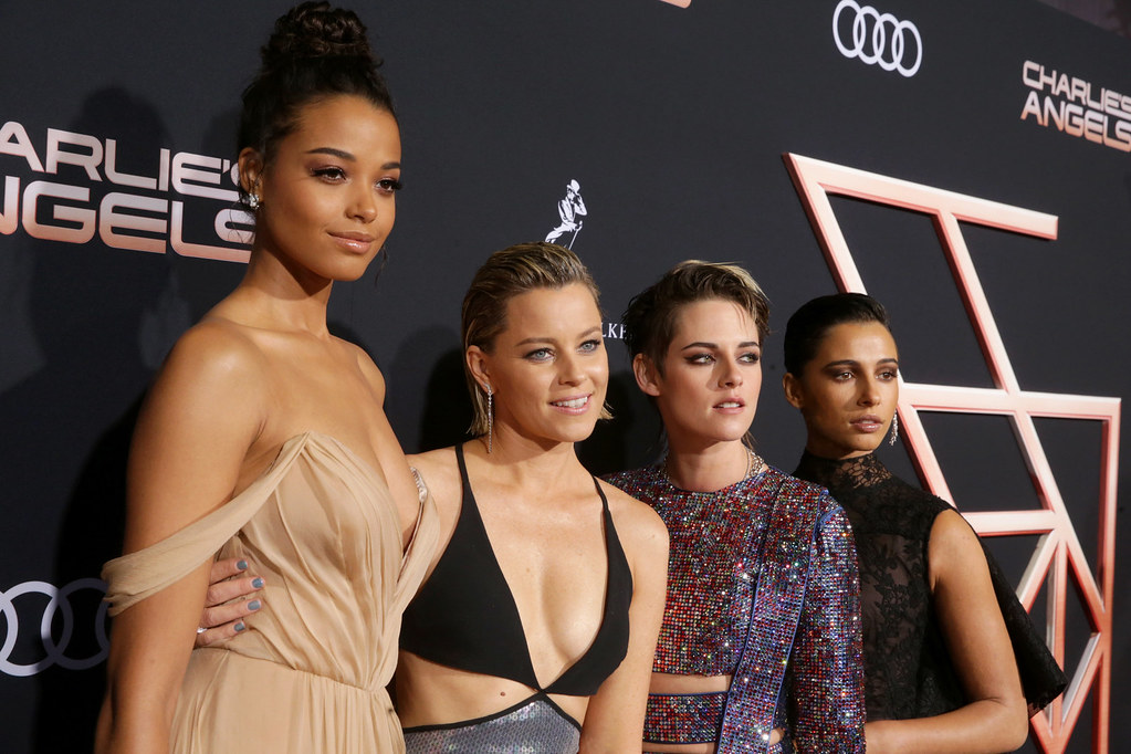World Premiere of Columbia Pictures' CHARLIE'S ANGELS, Los Angeles, USA - 11 Nov 2019