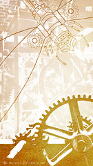 Mechanical 2 (lwbttupo31) Tags: clockwork dragonfly gear gold insect mechanic mechanical steampunk photomanipulation golden abstract abstraction surreal