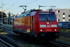 P1970502 (Lumixfan68) Tags: eisenbahn loks baureihe 1463 bombardier traxx deutsche bahn db regio elektoloks drehstromloks