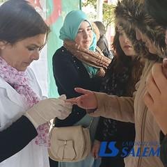 Les laboratoires SALEM étaient présents à l'université des sciences politiques, Ben Aknoun (Laboratoires SALEM) Tags: santé diabète pharma industrie check3 glucomètre alger benaknoun algérie salem sétif labosalem salemdiagnostics