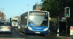 Middlesbrough (Andrew Stopford) Tags: sn64ojo adl enviro300 stagecoach middlesbrough