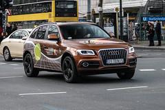 Poland Indiv. (Dolnoslaskie) - Audi Q5 8R (PrincepsLS) Tags: poland polish individual license plate d dolnoslaskie tenis germany berlin spotting audi q5 8r