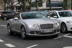 Denmark - Bentley Continental GTC 2012 (PrincepsLS) Tags: denmark danish license plate germany berlin spotting bentley continental gtc