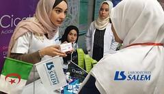 sensibilisation contre le diabète organisée au métro d'Alger (Laboratoires SALEM) Tags: santé salem salemdiagnostics labosalem pharma diabète check3 glycémie
