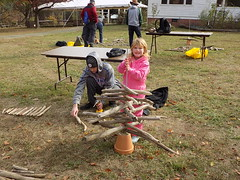 CA_Drift Into the Holiday Season (vastateparksstaff) Tags: christmas family trees art nature fun outdoors crafts creative driftwood caledon caledonstatepark vastateparks parks